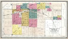 Monroe - City South, Green County 1918